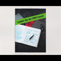 """Wandkalender zum """"Upload"""" ihrer PDF"""